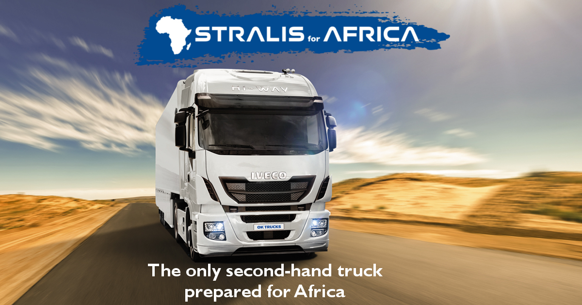 Stralis for Africa