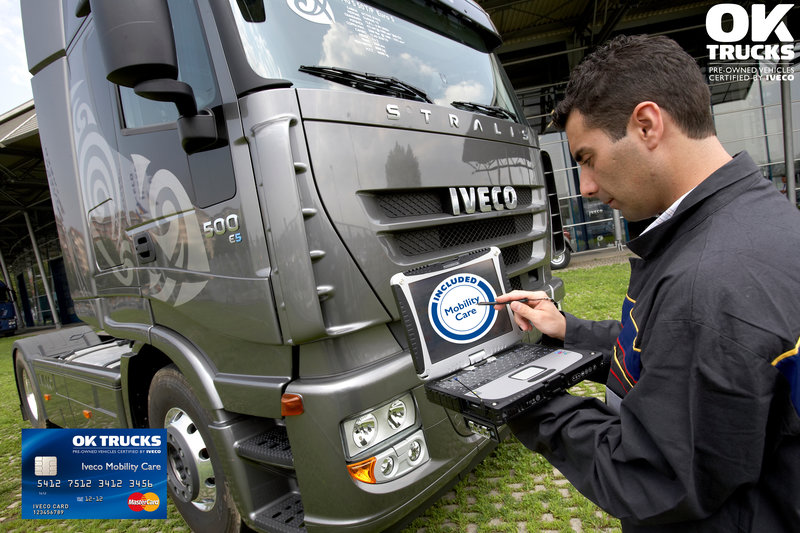 Used Trucks, Commercial vehicles and Vans » Iveco OK Trucks